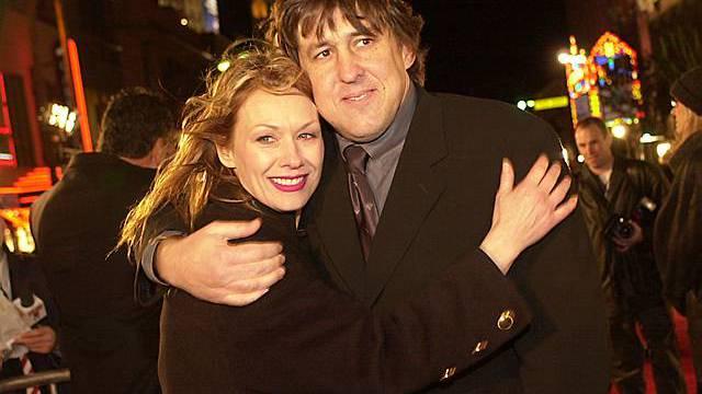 Das Ehepaar im Jahr 2001 (Archiv)