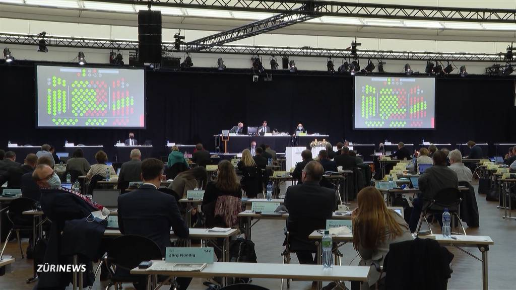 Zürcher Kantonsrat stimmt verlängertem Härtefall-Programm zu