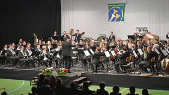 Die Musikgesellschaft Konkordia Egerkingen bestätigte mit ihrer Leistung am Jahreskonzert den Schweizer-Meister-Titel vom Eidgenössischen Musikfest.