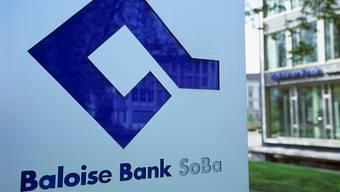 Baloise Bank SoBa steigert den operativen Jahresgewinn auf 38 Millionen Franken.