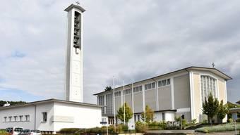 Kirchliche Gebäude bergen ein hohes Potenzial an energetisch wirksamen Massnahmen; hier die Oltner Marienkirche.