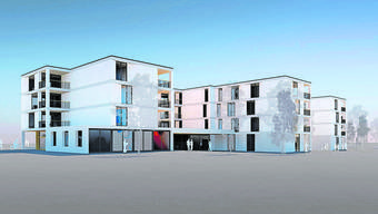Visualisierung Projekt Balano Balsthal
