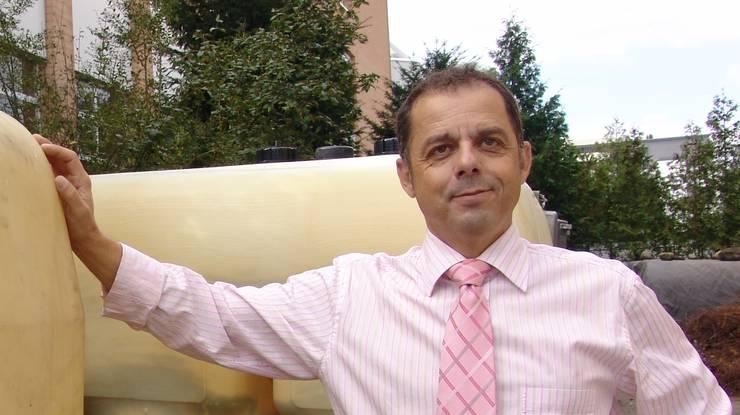 Markus Hoppler, Finanzvorstand derGemeinde Uitikon (CVP)