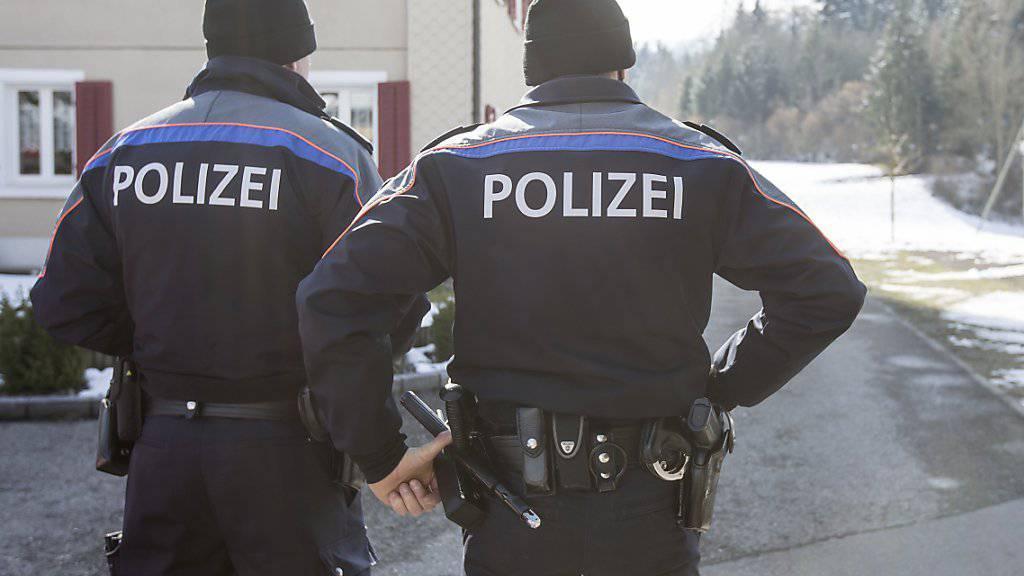 Der Einsatz der Luzerner Polizei in Malters vom vergangenen März dauerte über 17 Stunden.