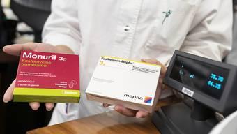 Durch den Kauf von Generika statt der teureren Originalmedikamente wurden 2018 laut Intergenerika 448 Millionen Franken eingespart.