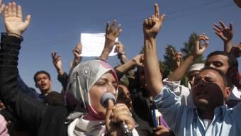 Auch im Jemen gehen die Menschen auf die Strasse