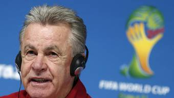 Ottmar Hitzfeld will in Brasilien Geschichte schreiben