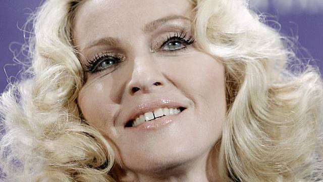 Adoptiv-Mama Madonna (Archiv)