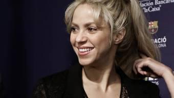 Wenns um ihre Gefühle geht, dann greift Sängerin Shakira auf ihre spanische Muttersprache zurück. Ihre grossen Erfolge feierte die Kolumbianerin allerdings mit englischen Songs. (Archivbild)