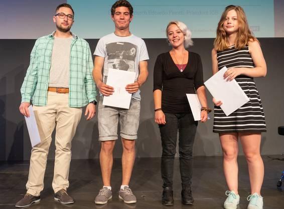 Verpackungstechnologie: Sie erhielten den IGB-Preis.