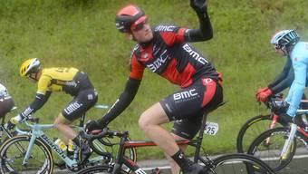 Stefan Küng muss den Tirreno krankheitsbedingt aufgeben