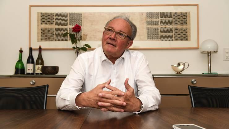 Marcel Tanner zur gefürchteten zweiten Coronawelle: «Wir werden Hotspots haben, wo wir regional und lokal handeln können.»