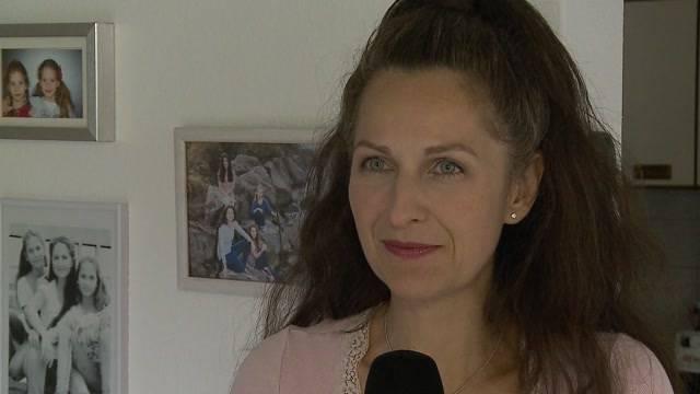 Nancy Holten holt sich den Schweizer Pass