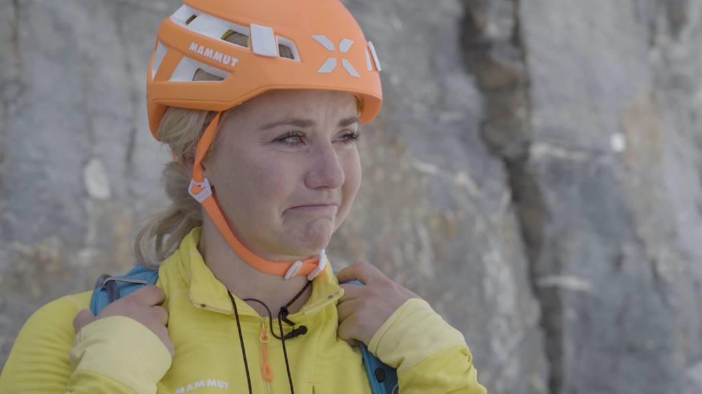 Gipfelstürmerin Beatrice Egli: So hat es der Schlagerstar auf's Matterhorn geschafft