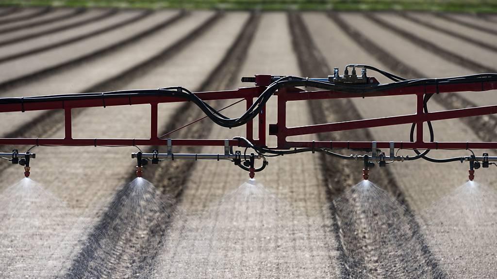 Bundesrat verschärft Exportbedingungen für Pflanzenschutzmittel
