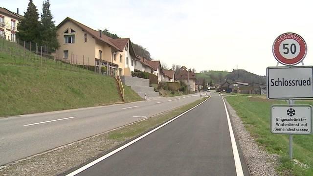 Grossfahndung in Schlossrued