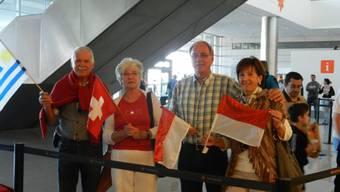 Herzlicher Empfang für die Subinger Delegation in Uruguay