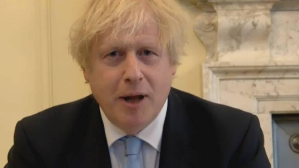 Boris Johnson äussert Verständnis für Proteste gegen Rassismus