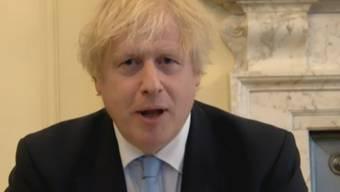 SCREENSHOT - Der britische Premierminister Boris Johnson hat Verständnis für die wachsenden Proteste gegen Rassismus und Polizeigewalt in seinem Land und weltweit geäußert. Foto: Parliamentlive.Tv/Crown Copyrigh/PA Wire/dpa