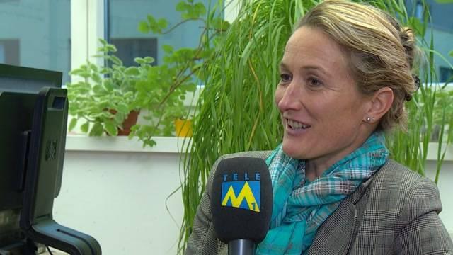 Mike Müller und Susanne Hochuli