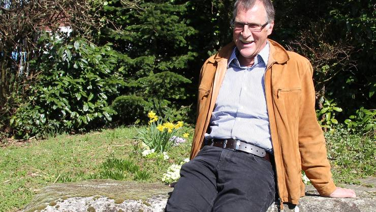 Stefan Wietlisbach gönnt sich nach zwei Jahrzehnten Gemeinderatsarbeit mehr Zeit mit der Familie.