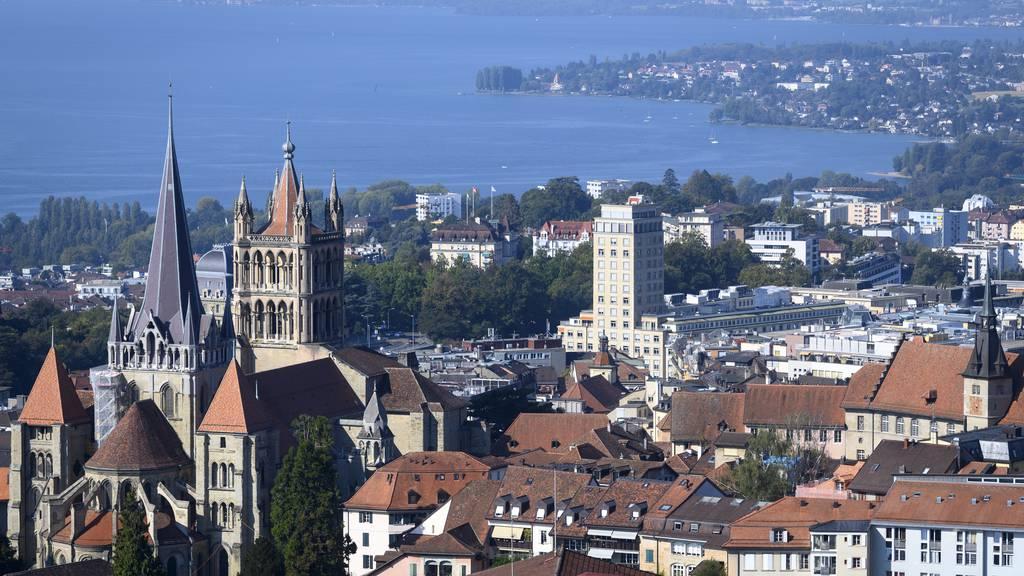 Budget 2021: Lausanne rechnet wegen Corona mit einem Defizit von 75 Millionen