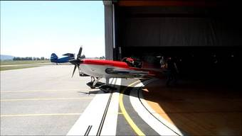 Am Donnerstag werden über dem Flughafen Grenchen Kunstflugzeuge zu beobachten sein.