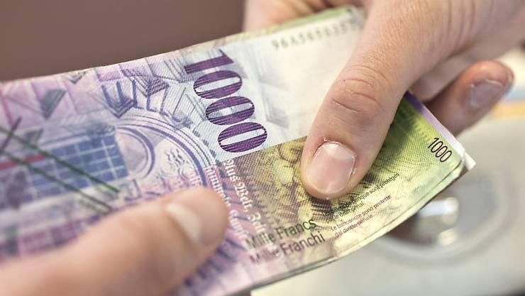 Urs Moser: «Der Kanton muss weiter sparen, um nicht auf unabsehbare Zeit alles nur dem Spardiktat unterordnen zu müssen.»