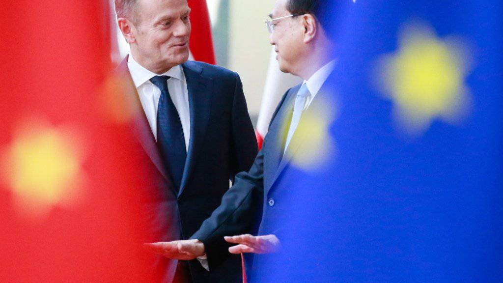 EU ringt China Zugeständnisse in Handelsfragen ab
