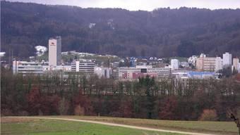 Spreitenbach will weiter wachsen. Das Gebiet Kreuzäcker wird teilweise erschlossen. DM