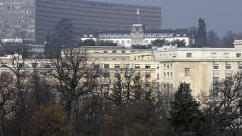 Für den IKRK-Generaldirektor Yves Daccor sind die 150 Millionen Franken, die die Schweiz pro Jahr bezahlt, nicht genug. Im Bild der Hauptsitz der Organisation. (Achivbild)