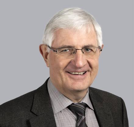 Kurt von Arx, Präsident Katholische Synode Kanton Solothurn