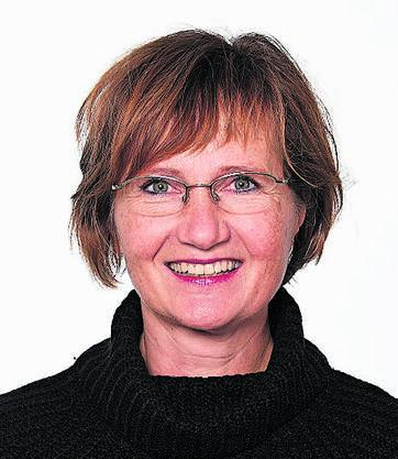 Sandra Rottensteiner (EVP), Urdorf.