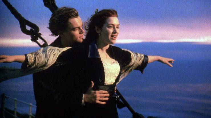 Rang 1: Titanic (1997). Einspielergebnis 2,188 Milliarden Dollar. Inflationsbereinigt 4,051 Milliarden Dollar.