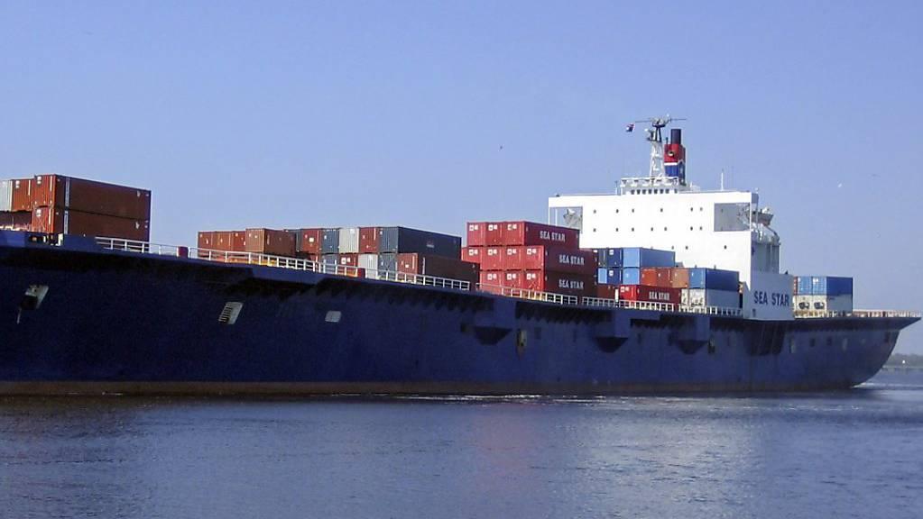 Vor der westafrikanischen Küste bei Benin haben Piraten einen norwegischen Frachter gekapert. (Symbolbild)