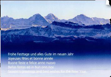 Die Karte zeigt eine Ansicht der Berner Alpen