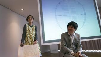 Ryue Nishizawa und Kazuyo Sejima – das Sanaa-Paar – in Weil.
