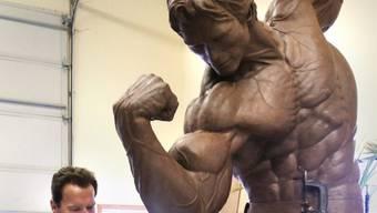 Der kleine und der grosse Schwarzenegger