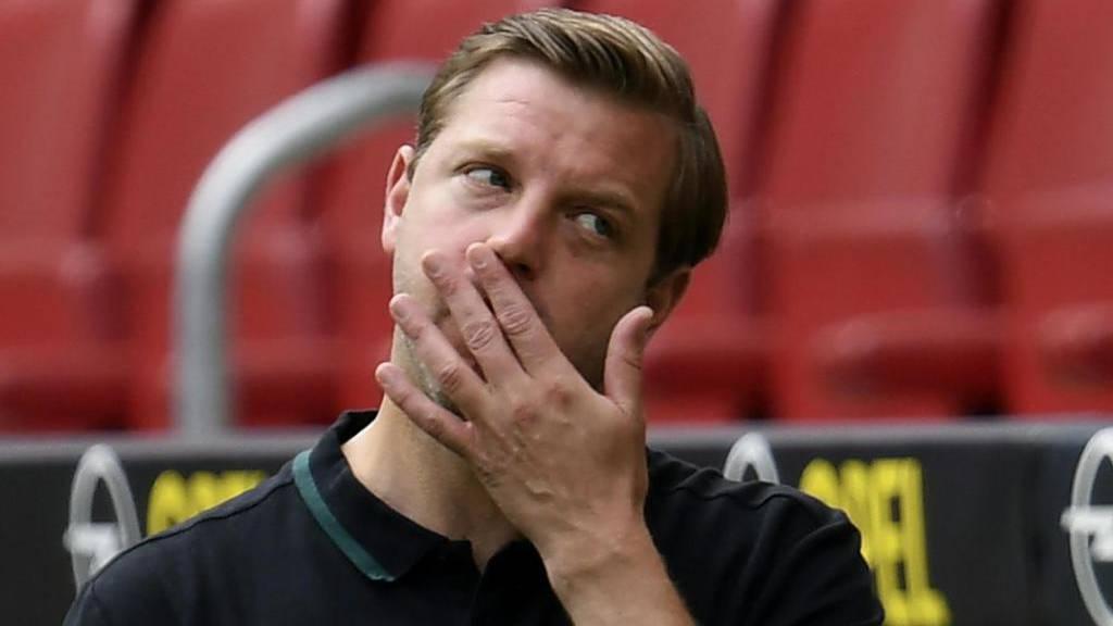 Bremen vor Abstieg, Gladbach wieder auf Champions-League-Platz