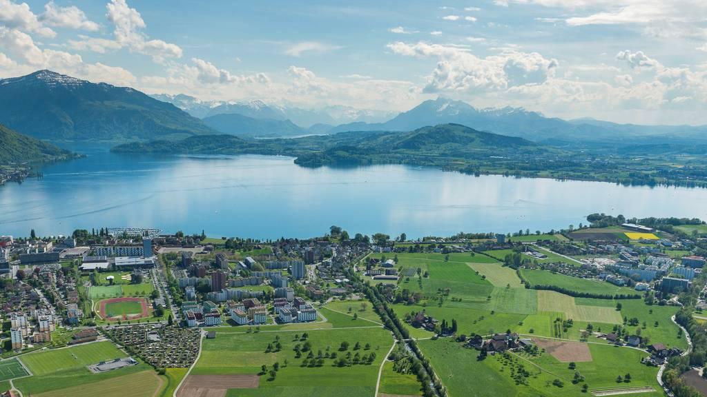Der Kanton Zug sagt deutlich Ja zum Planungs- und Baugesetz