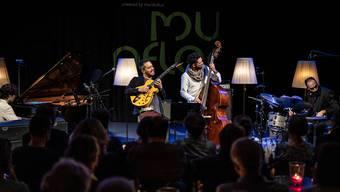 Yotam Silberstein und Band bei «Musig im Pflegidach» Muri