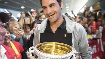 Roger Federers letzter Grand-Slam-Titel, am Australian Open 2018, liegt schon eineinhalb Jahre zurück