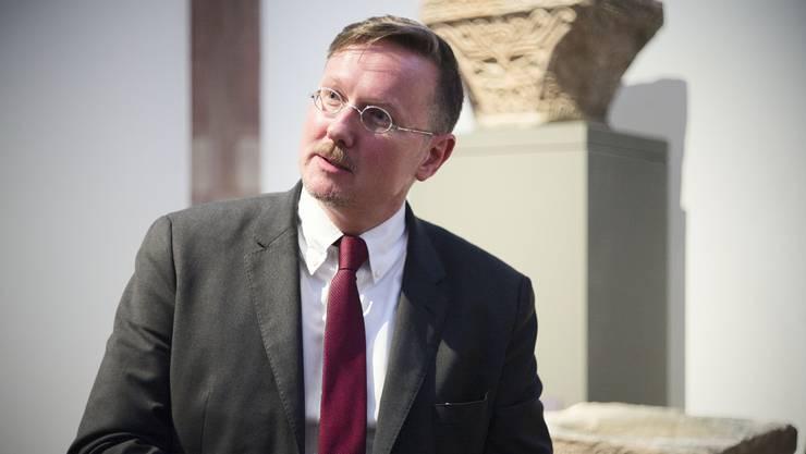 Direktor Historisches Museum Basel.
