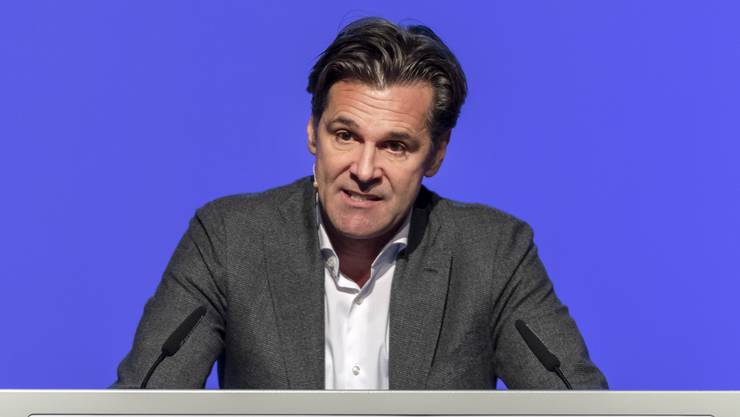 Bernd Stadlwieser stellt personelle Massnahmen in Aussicht.