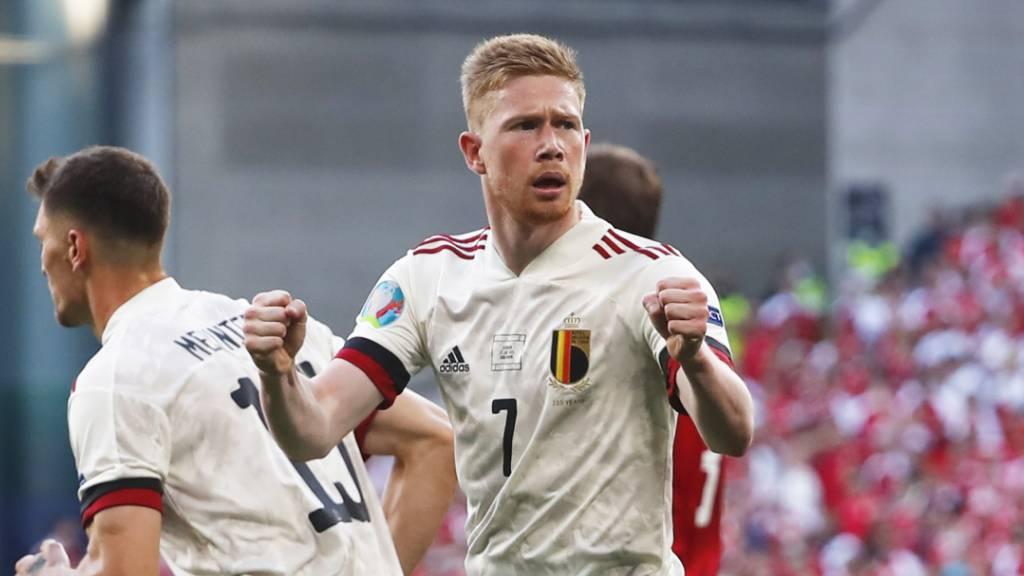Dänemark verliert nach fulminanter erster Halbzeit