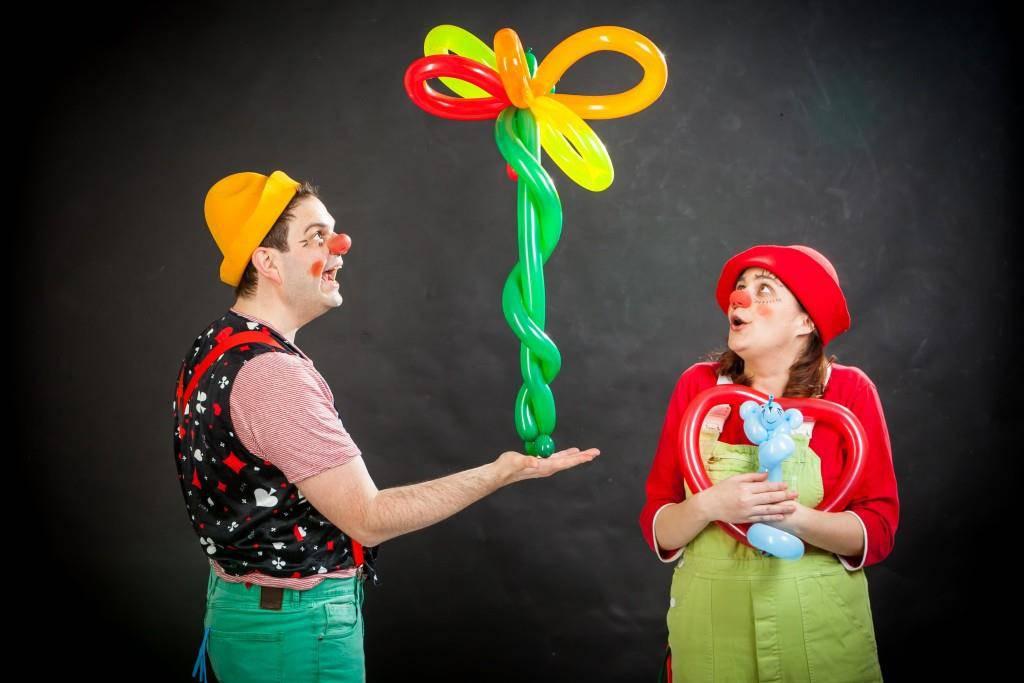 Alexander Ott ist freiberuflicher Clown. (© zVg / Daniel M. Frei)