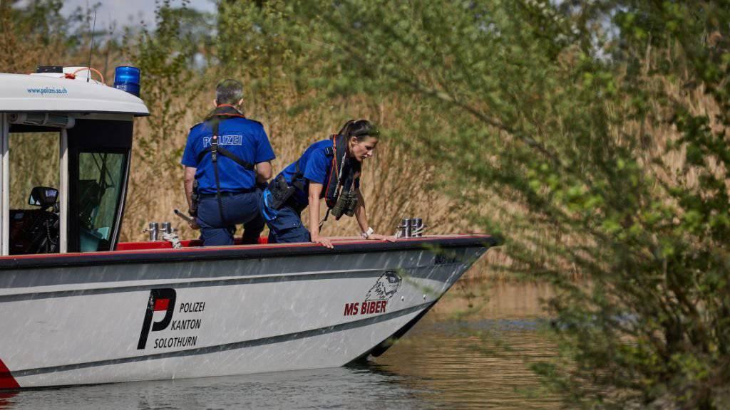 30-Jähriger beim Baden in Luterbach SO in Aare ertrunken