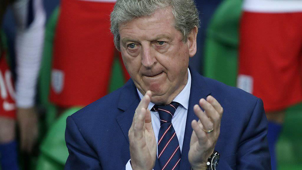 Roy Hodgson wäre für eine Rückkehr in den Spitzenfussball bereit