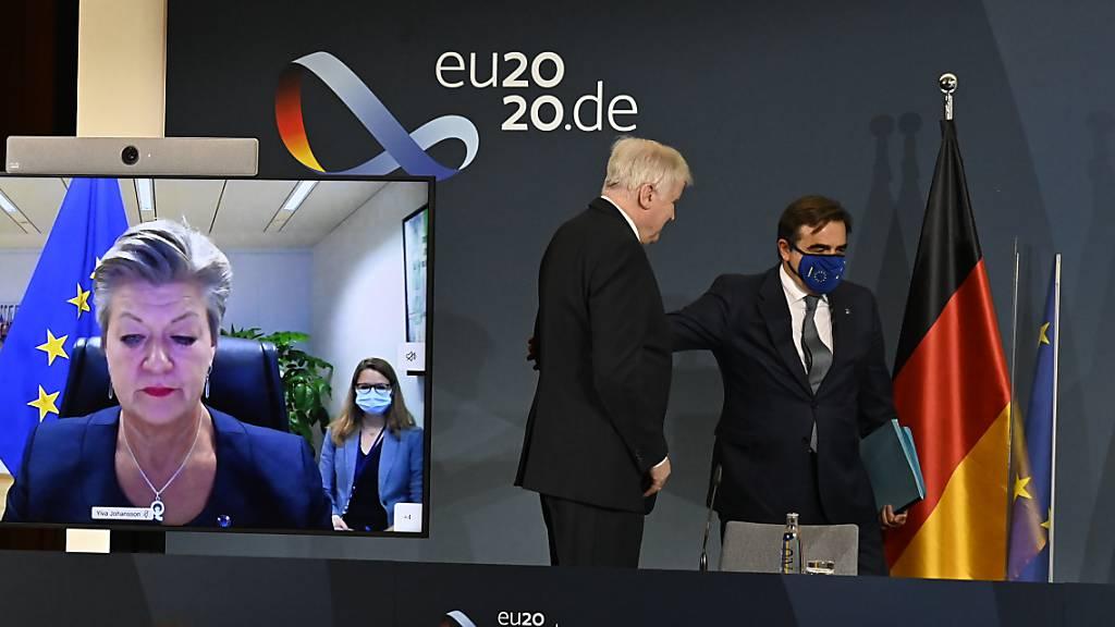 EU-Kommission reagiert gelassen auf Kritik an Asylvorschlägen