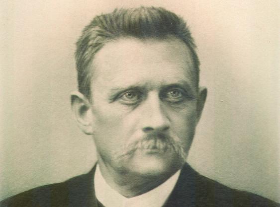 Firmengründer Julius Settelen